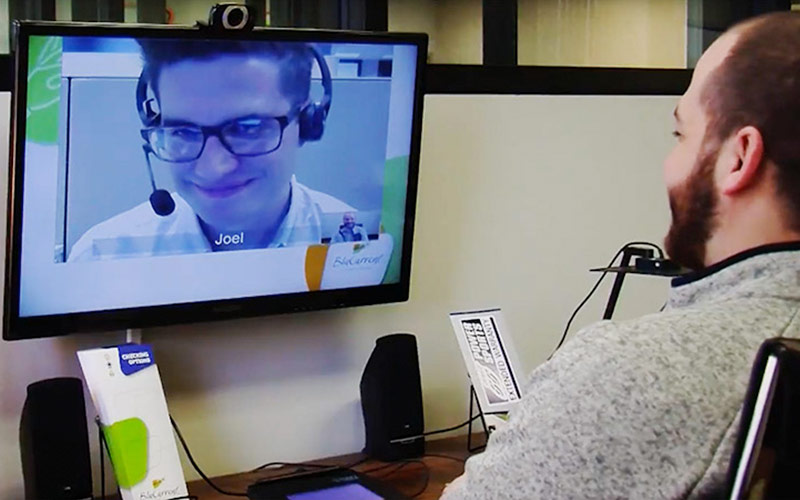 Changing Credit Union Employees' Behavior for Video Technology